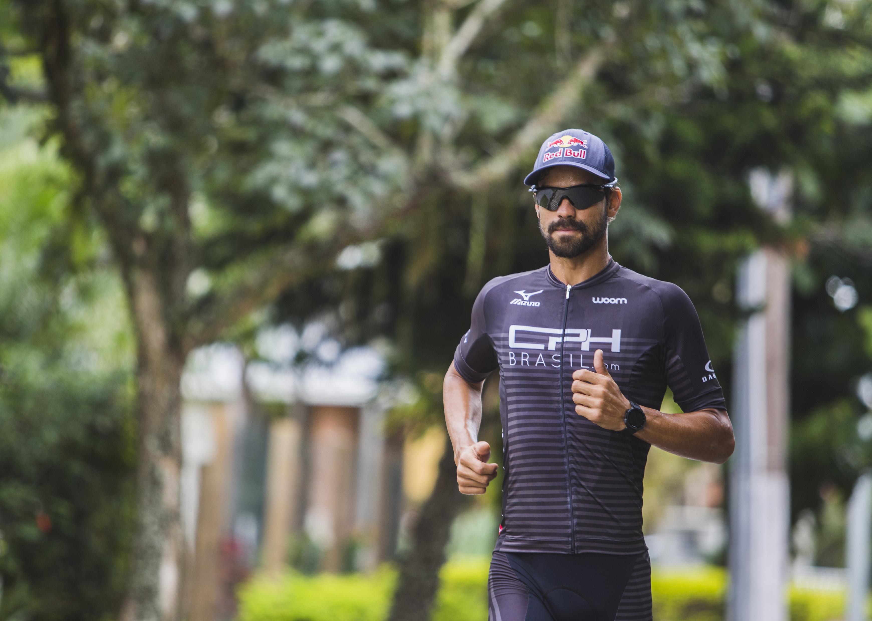 Em 2017, Amorelli já conquistou um terceiro lugar no Ironman 70.3 de Buenos Aires - Daniel Queiroz/ND