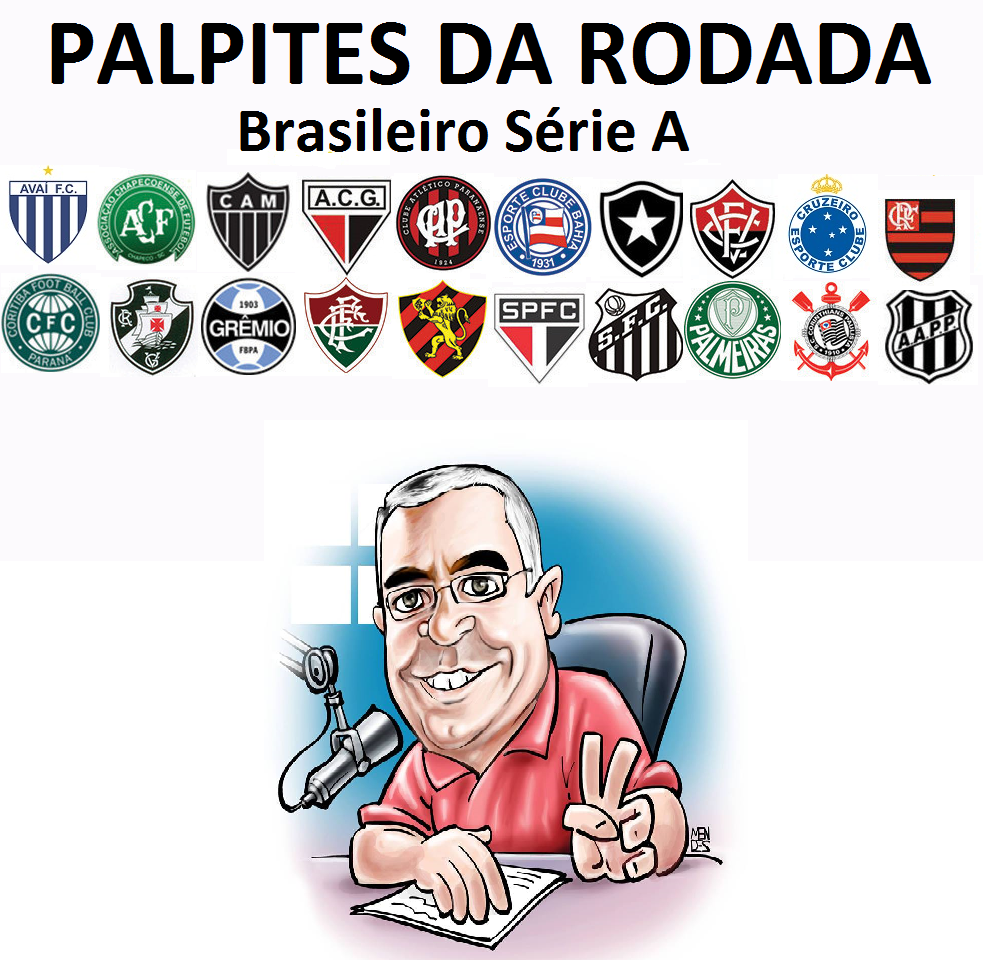 Palpites Brasileiro Série A 2017 - Fabio Machado/ndonline