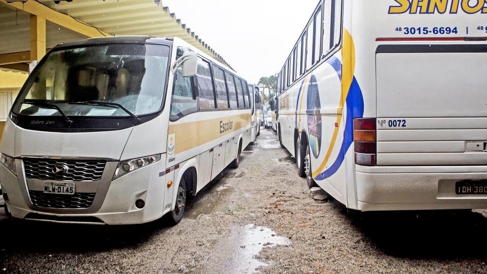 Transporte da Apae foi cortado por falta de recursos da associação - Flávio Tin/ND