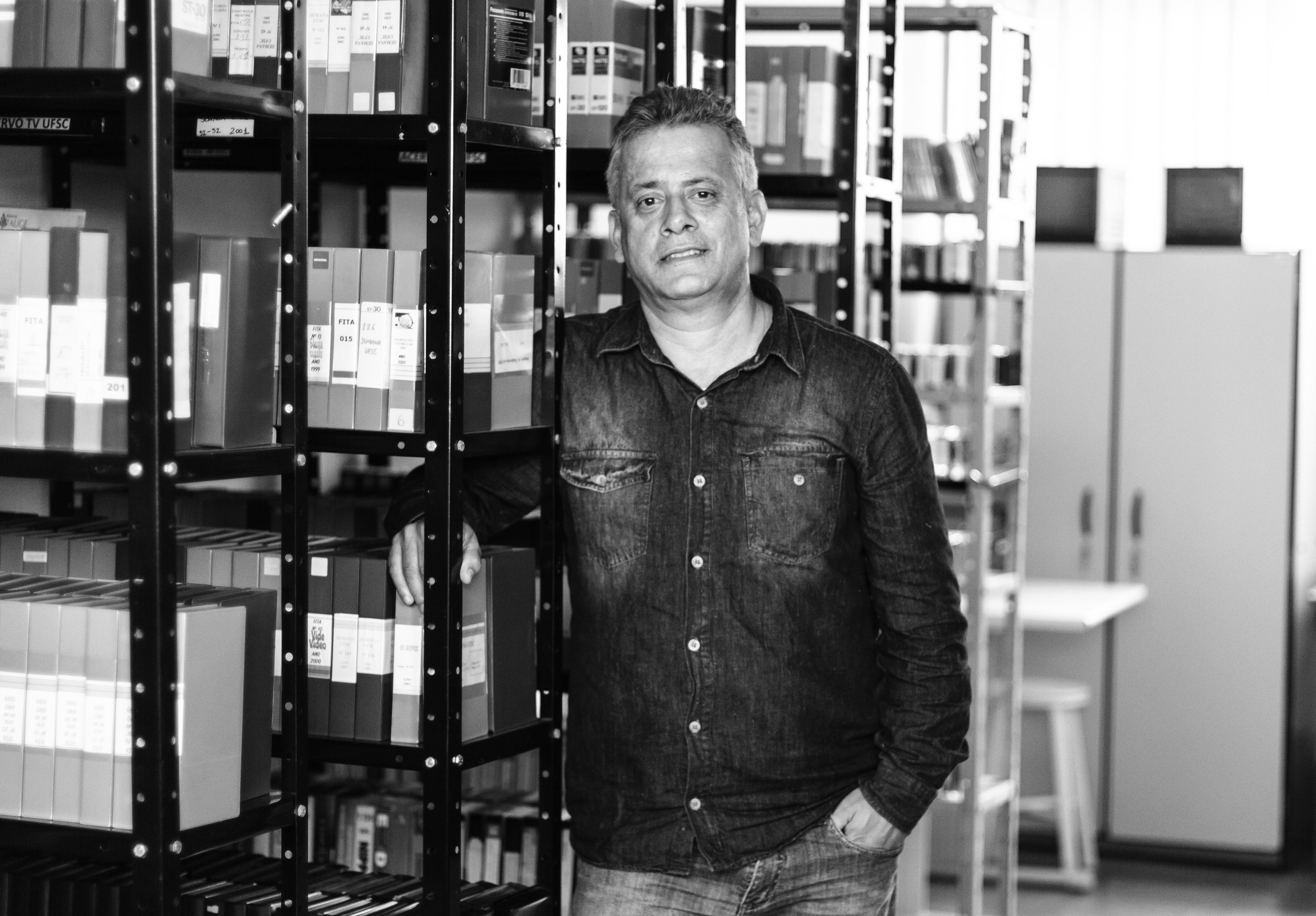 O diretor Zeca Pires começou a pensar no documentário nos anos 1990 e fez longo percurso até lançá-lo - Bruno Ropelato/Arquivo/ND
