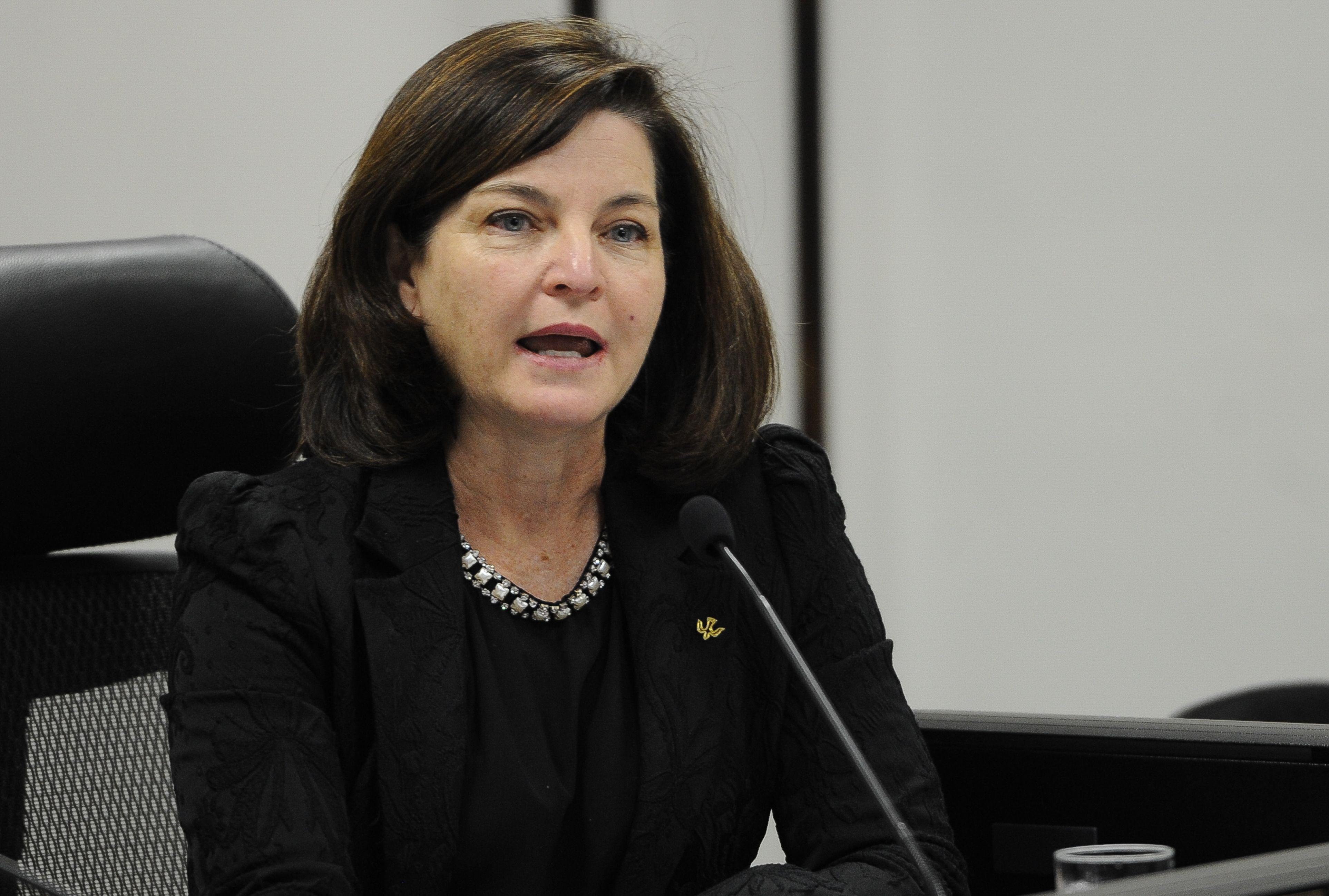 Procuradora-geral da República Raquel Dodge quer prisão de Collor – Antonio Cruz/ Agência Brasil