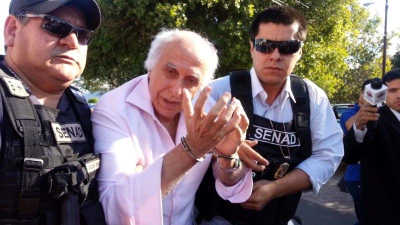 Abdelmassih ficou foragido por mais de três anos, até que foi preso no Paraguai – Foto: Agência Brasil/Divulgação/ND
