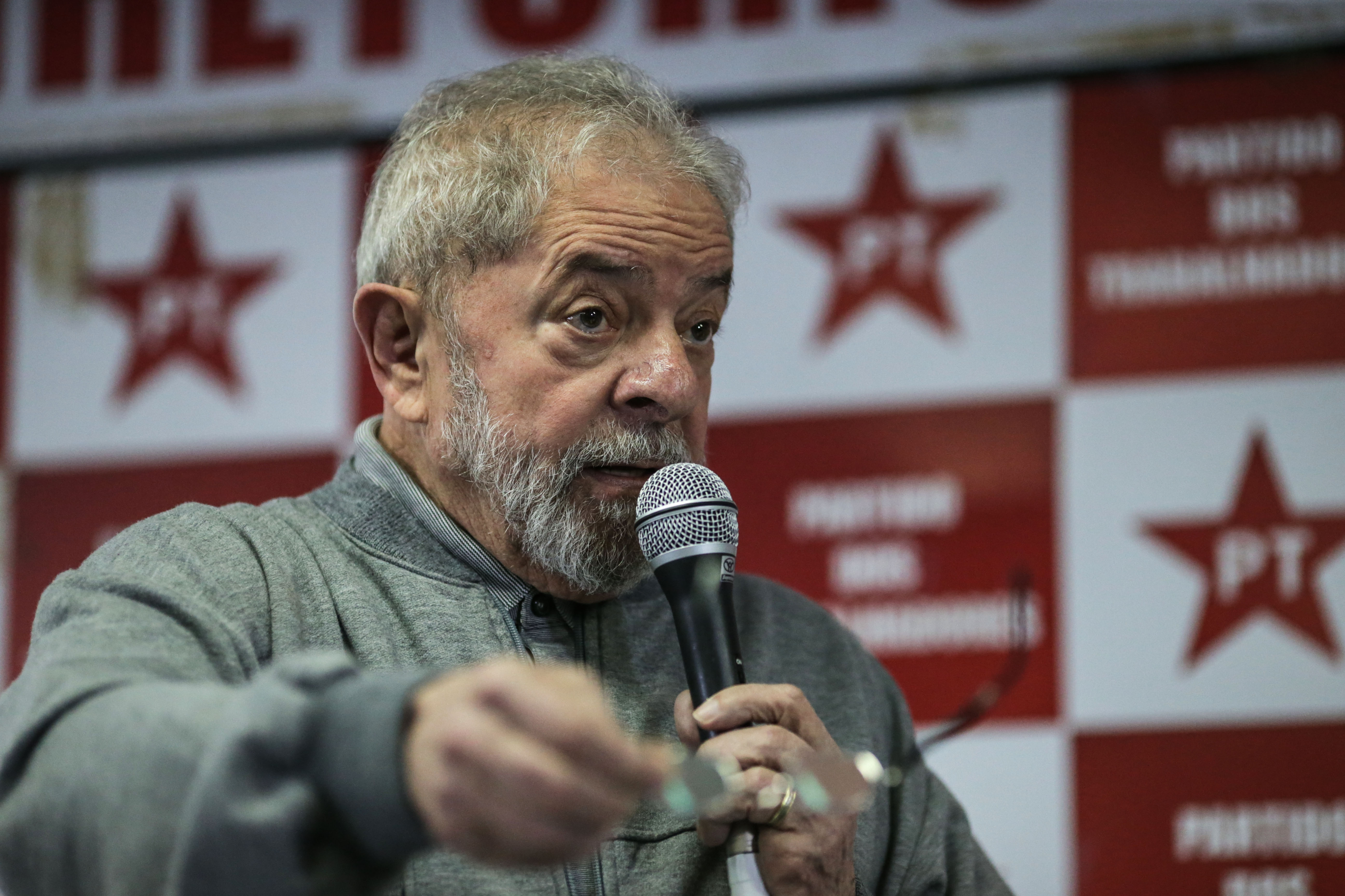 Decisão não significa a perda imediata dos bens e valores em nome de Lula - Paulo Pinto/AGPT