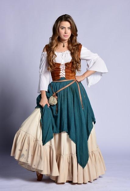 Rayanne Moraes viverá a protagonista Pietra em  Belaventura, a nova novela da Record TV., que estreia na terça - Blad Meneghel/Divulgação/ND