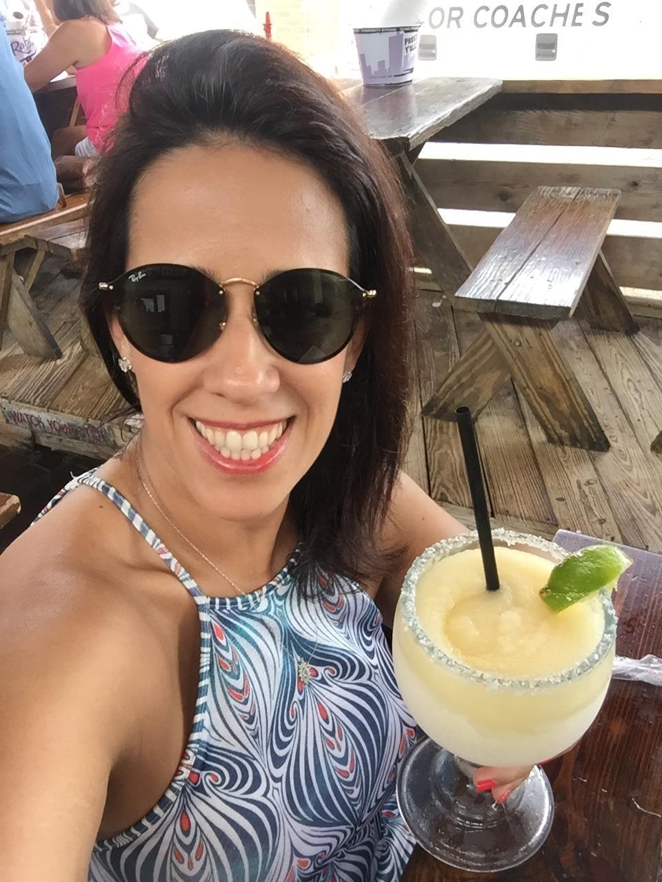 Roberta Almeida em Dallas - Divulgação