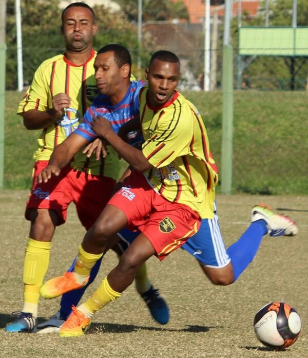 Arsenal (amarelo) fez a 2ª melhor campanha da 1ª fase - José Tiago de Albuquerque/Divulgação/ND