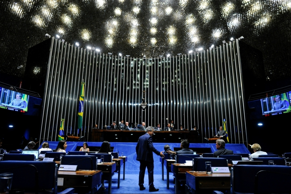 Plenário do Senado - Marcos Oliveira/Senado/ND
