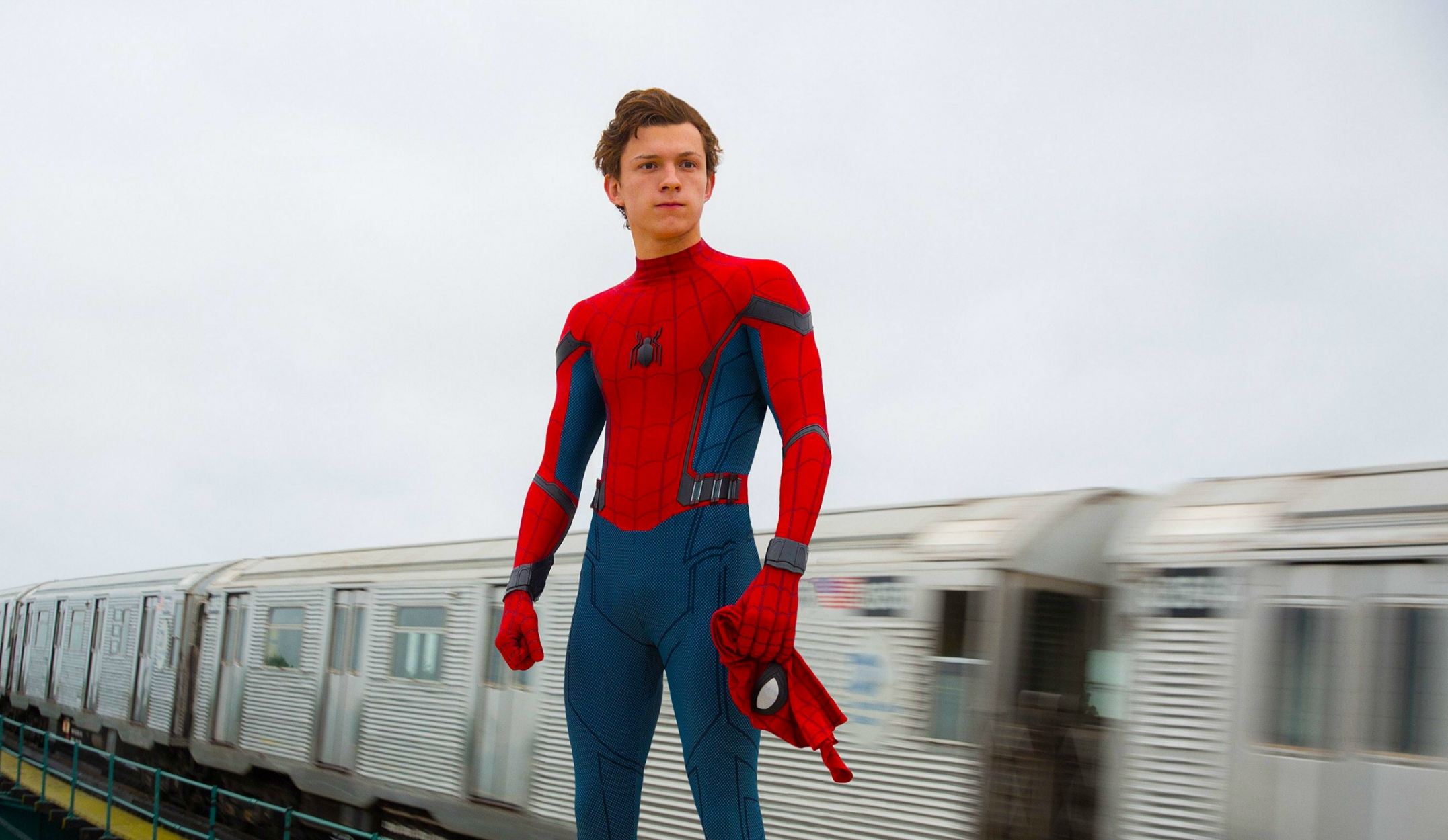 Tom Holland interpreta Peter Parker na nova trama - Marvel Studios/Sony Pictures/ND