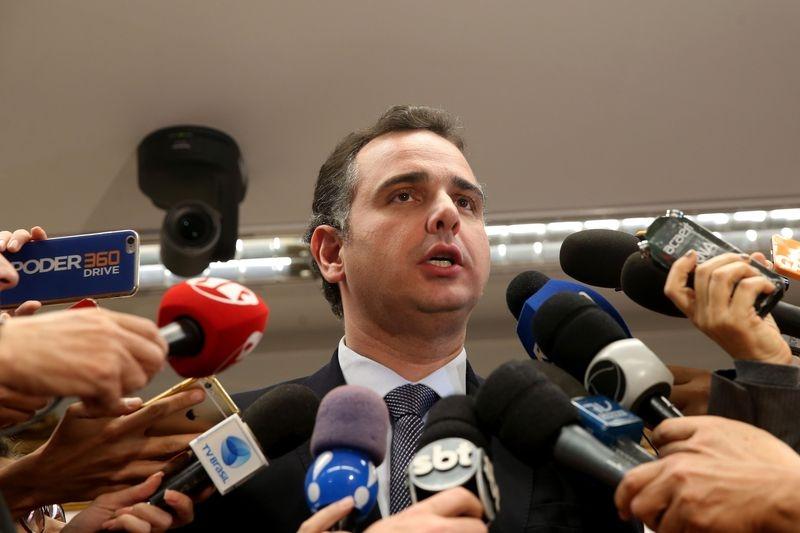Rodrigo Pacheco negou o pedido da oposição - Wilson Dias/Agência Brasil