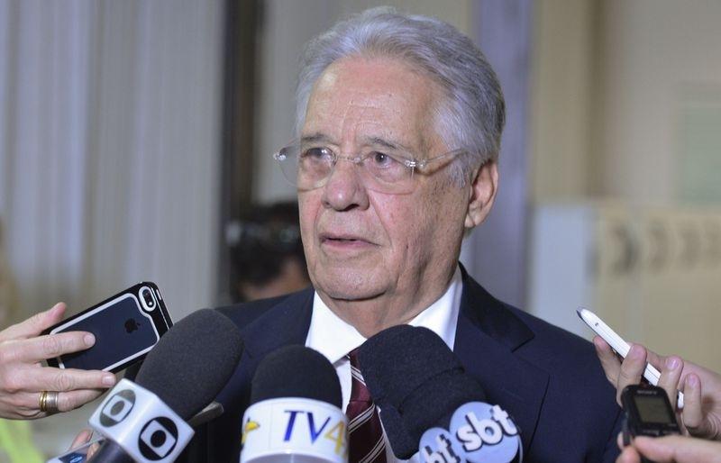 FHC - Valter Campanato/Agência Brasil/Divulgação/ND