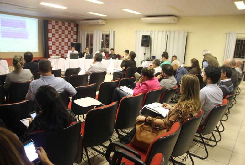 Conferência final foi dividida em sessões para facilitar a o encaminhamento dos trabalhos - Viviana Ramos/PMSJ/ND