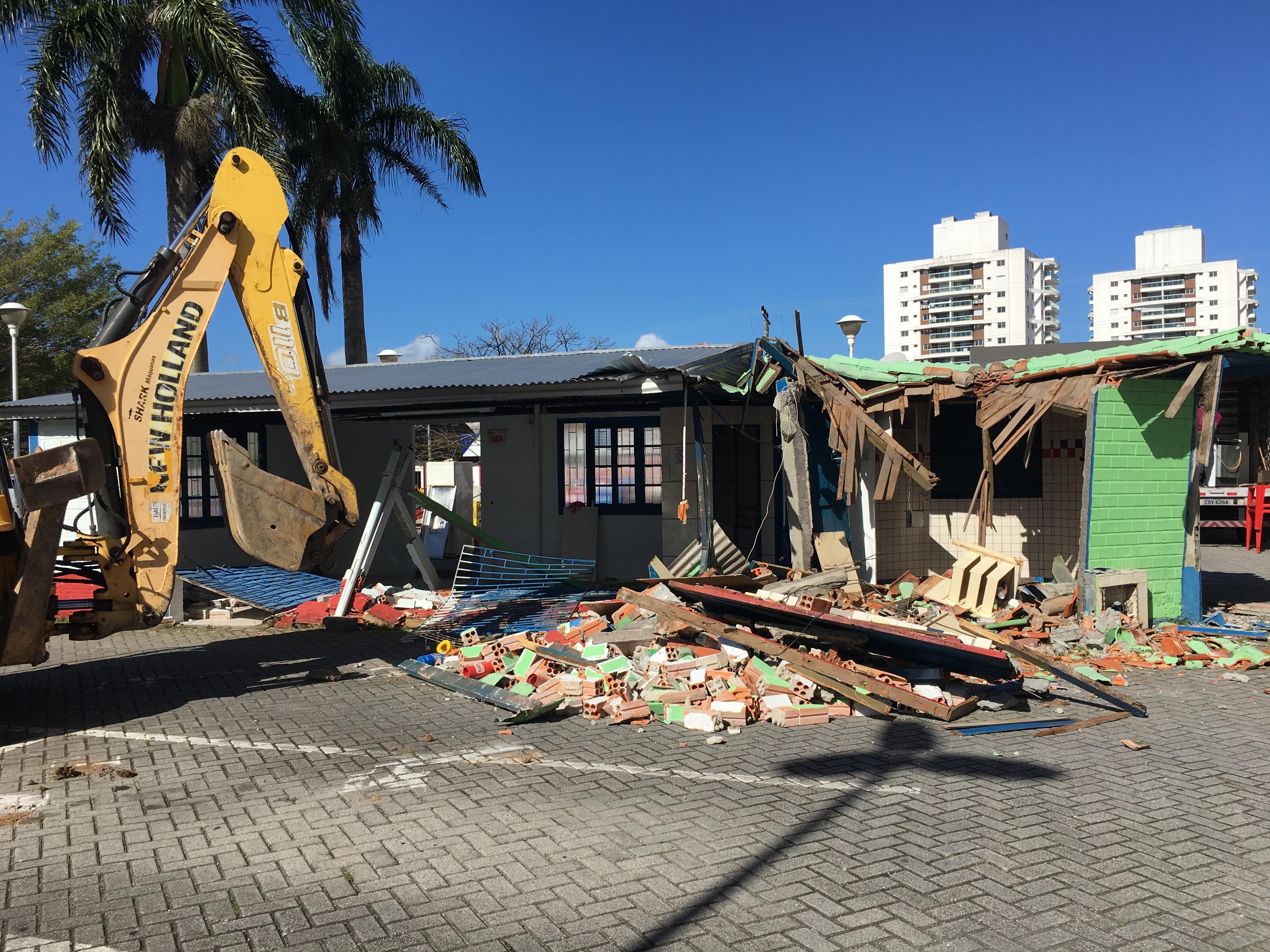 Local do antigo quiosque deve fazer parte da praça - Viviana Ramos - Secom/PMSJ