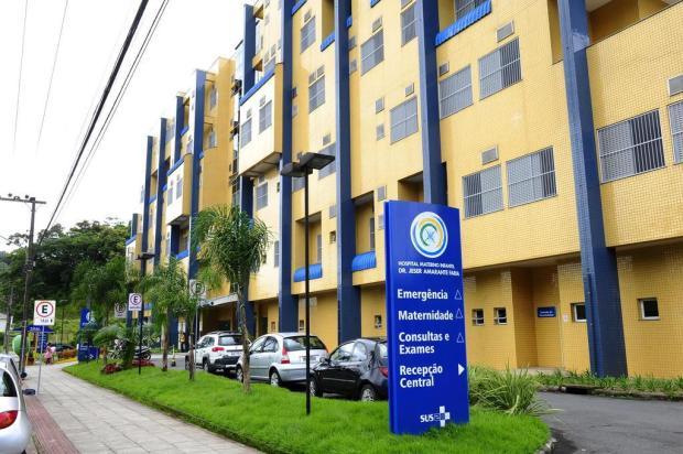 Kailandy Rodrigues dos Santos estava internada no Hospital Infantil Dr. Jeser Amarante Faria desde o dia 29 de julho e morreu no sábado (22) – Foto: ND Online/Arquivo