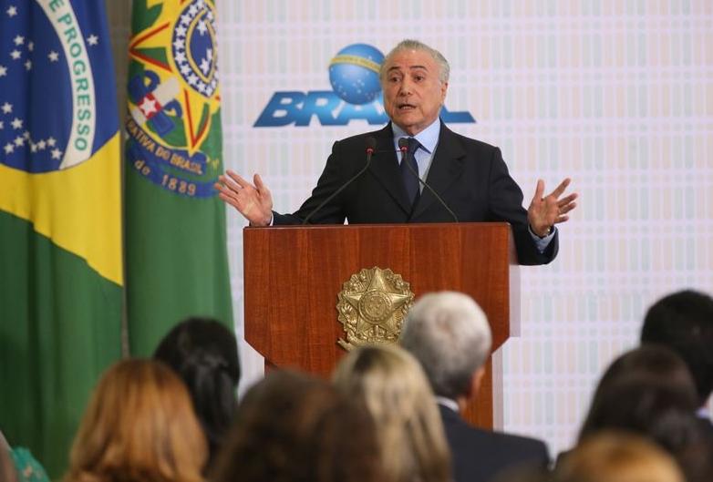 Presidente Michel Temer - Antonio Cruz/Agência Brasil
