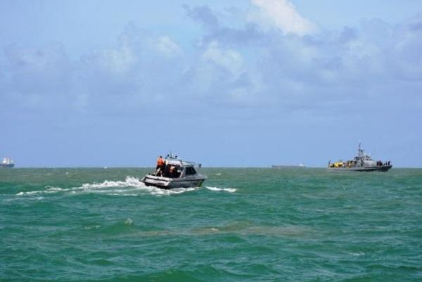 Até o momento, 29 mortes foram confirmadas - Ascom/2º Distrito Naval/Divulgação/ND