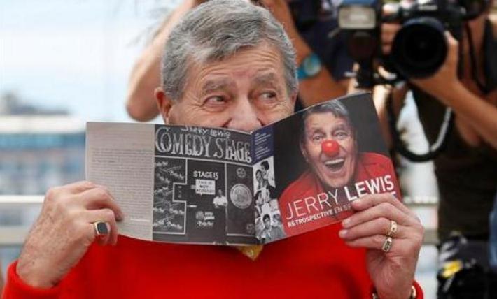 Morre aos 91 anos o ator e comediante Jerry Lewis - Guillaume Horcajuelo/ Divulgação