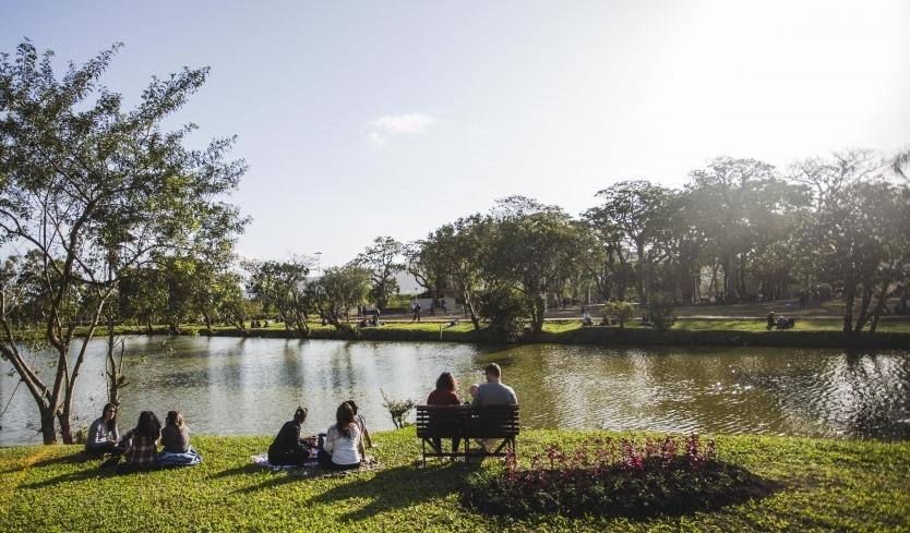 Novo Jardim Botânico do Itacorubi - Daniel Queiroz