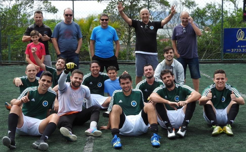 Star foi a equipe campeã em 2016 na categoria aberto - José Tiago de Albuquerque/Divulgação/ND