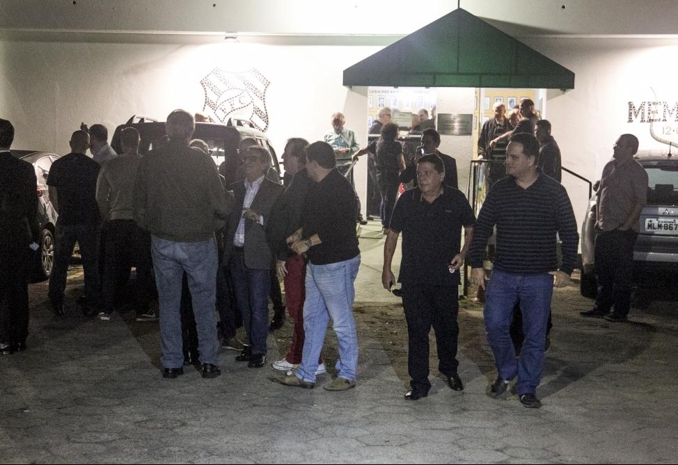 Reunião do Conselho Deliberativo do Figueirense 31.07 - Marco Santiago/ND