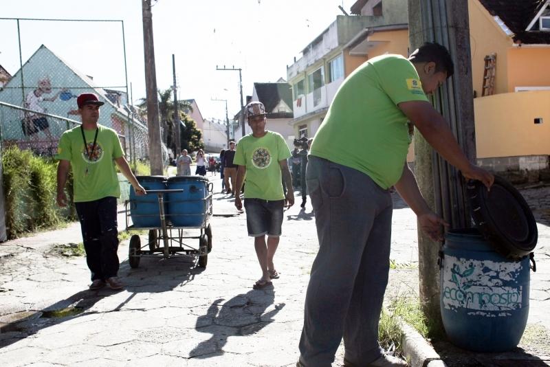 Projeto Revolução dos Baldinhos foi criado em 2008 - Fabio Queiroz/Divulgação/ND