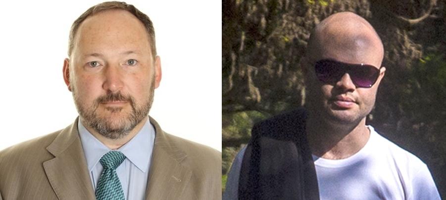 Aor Steffens Miranda e João Carlos Schultz morreram na madrugada desta sexta-feira - Divulgação/Redes Sociais/Arquivo/ND