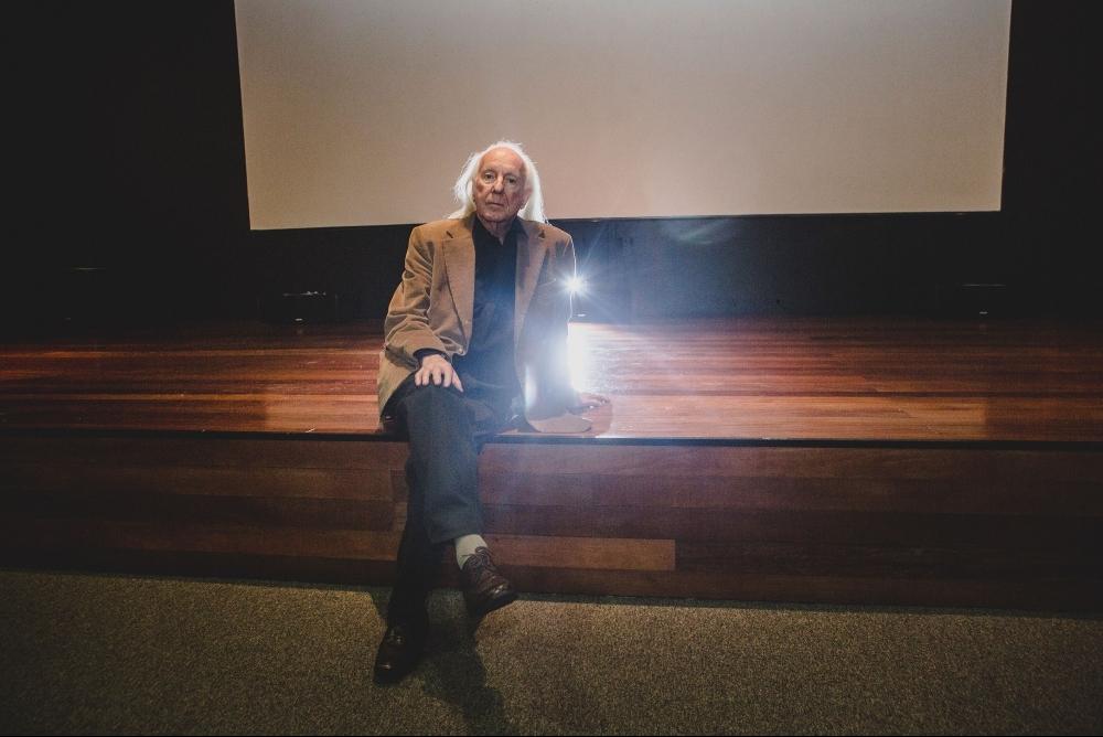 Além dos 12 longas, a filmografia de Back inclui 26 curtas e médias-metragens - Daniel Queiroz/ND