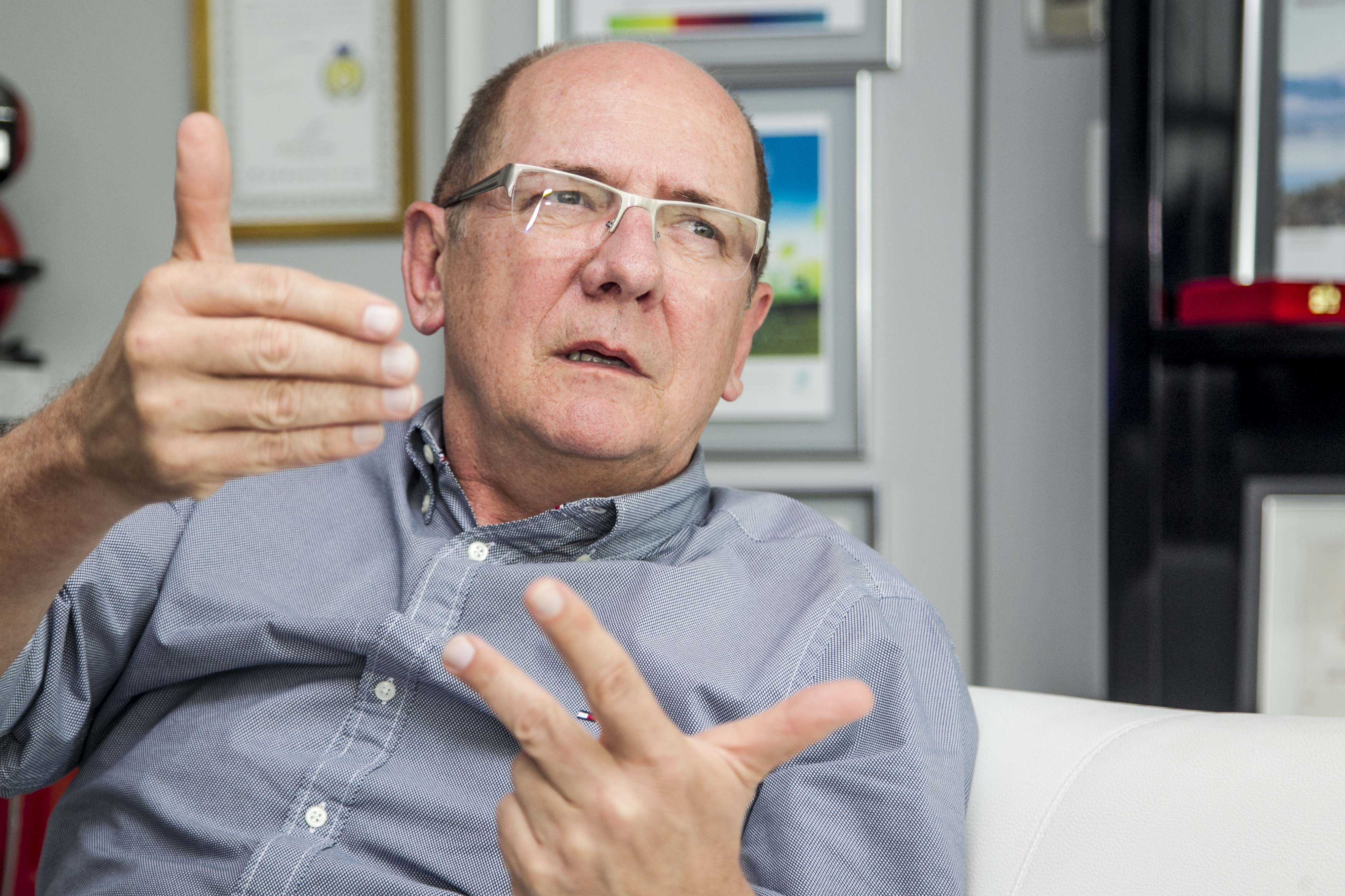 Senador Paulo Bauer - Marco Santiago/ND