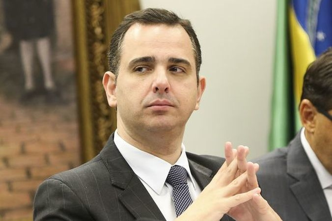 Rodrigo Pacheco é o presidente da Comissão de Constituição, Justiça e Cidadania - Agência Brasil/ND