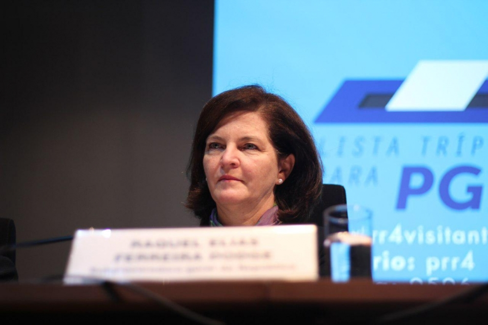Raquel Dodge recebeu a indicação do presidente Michel Temer - Agência Brasil/Divulgação/ND