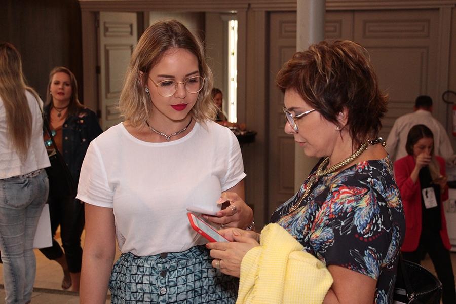 Laci e Julia Baruffi - Foto ONDM Divulgação