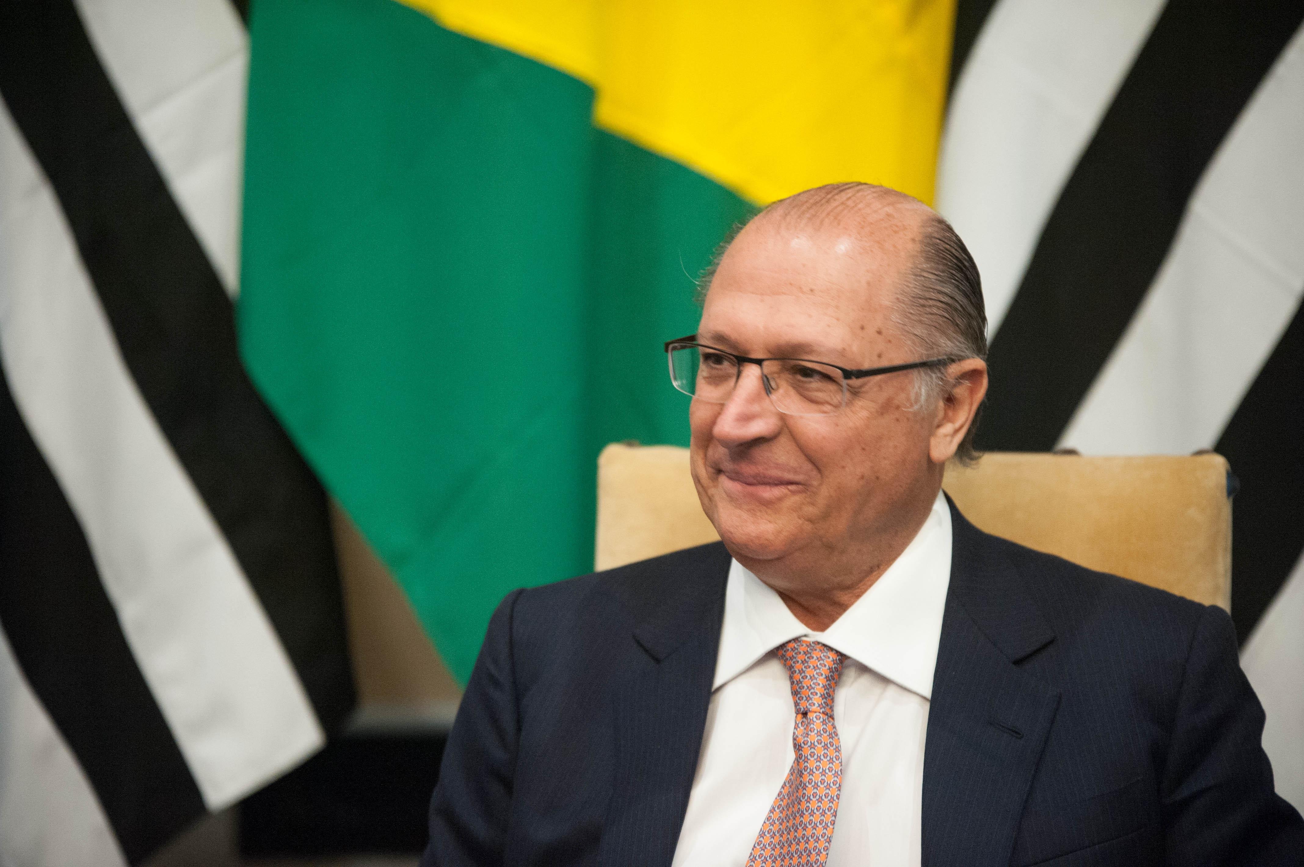 Geraldo Alckmin é governador de São Paulo - Rogério Gomes/Brazil Photo Press/ND