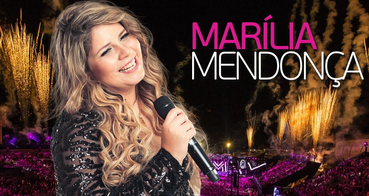 Marília Mendonça - Divulgação