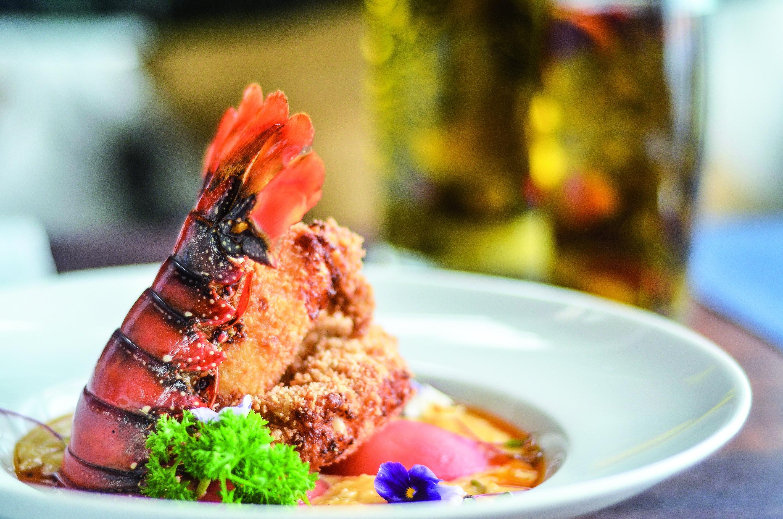 risoto de lagosta do Amalfi - Joyce Reinert/ND