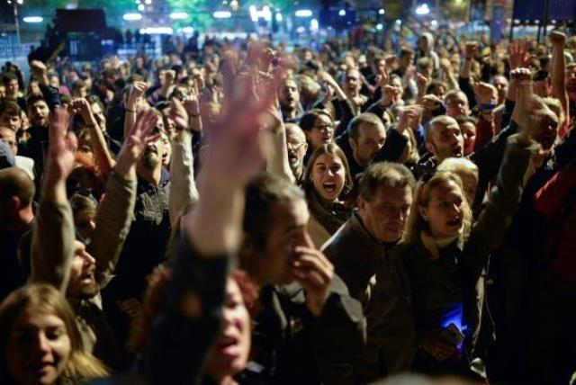 Referendo na Catalunha foi marcado por protestos e confrontos  - Agência Brasil/Reuters/Vincent West/Direitos Reservados