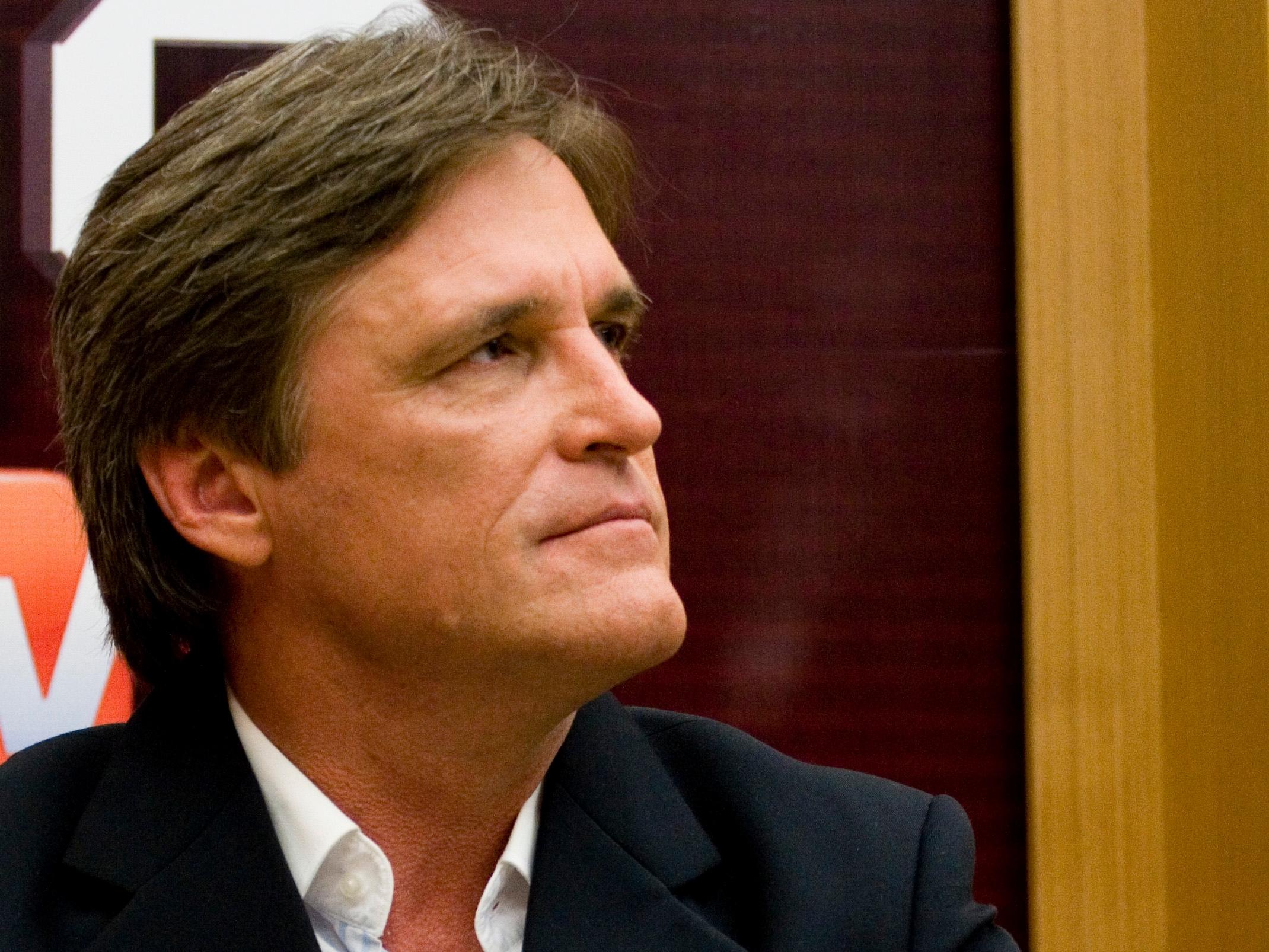 O ex-prefeito de Florianópolis Dário Berger foi um dos multados na nova decisão do TCE/SC - Lucas Sampaio/Arquivo/ND