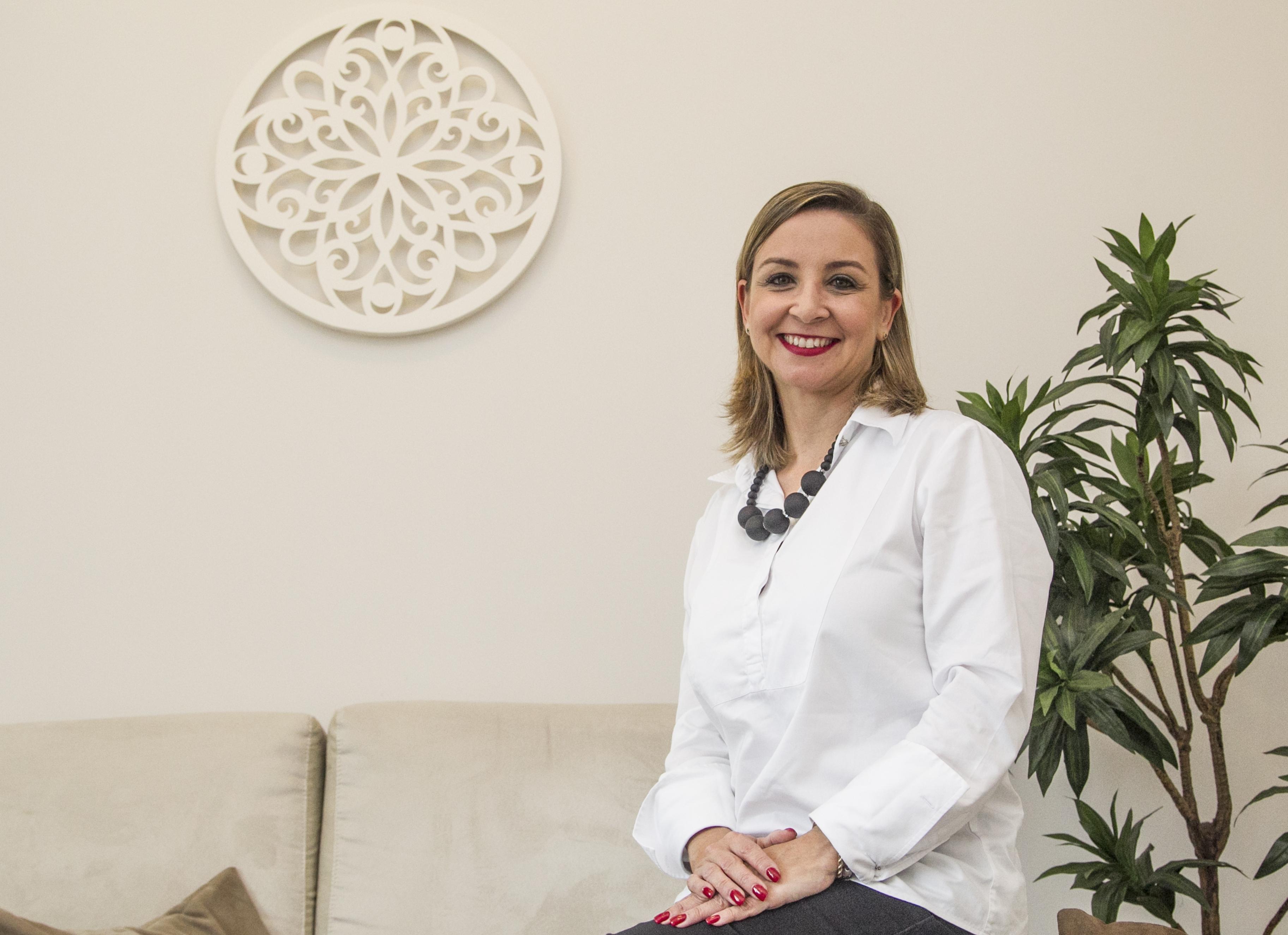 Para a pediatra e psicóloga Catarina Costa Marques, o ideal é que crianças de até dois anos não tenham contato com tecnologia - Marco Santiago/ND
