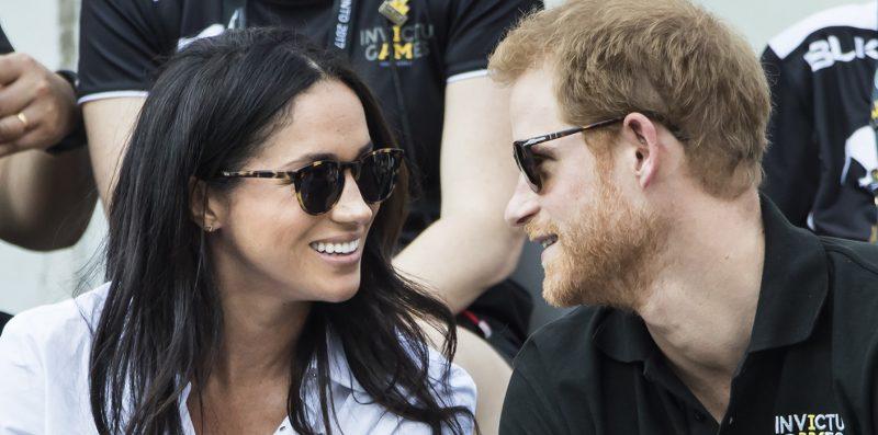 O príncipe Harry se casou com a atriz americana Meghan Markle no primeiro semestre de 2018 – Foto: Casa Real/Divulgação/ND