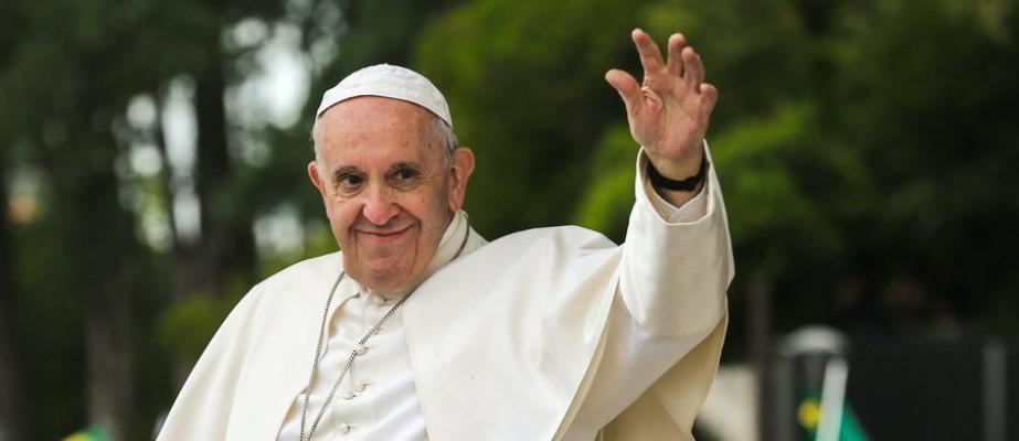 Papa Francisco – Foto: Agência Brasil/Divulgação