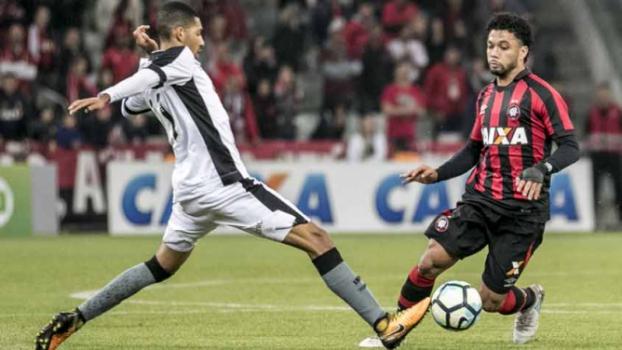 Último confronto: Atlético-PR 0 x 0 Botafogo - 20/7/2017  -  Cleber Yamaguchi/AGIF