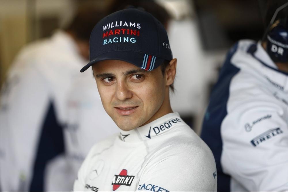 Felipe Massa anunciou aposentadoria nas redes sociais - Reprodução/Facebook