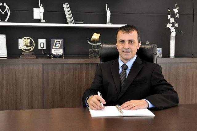 Lidomar Bison, presidente da CDL de Florianópolis - CDL/Divulgação