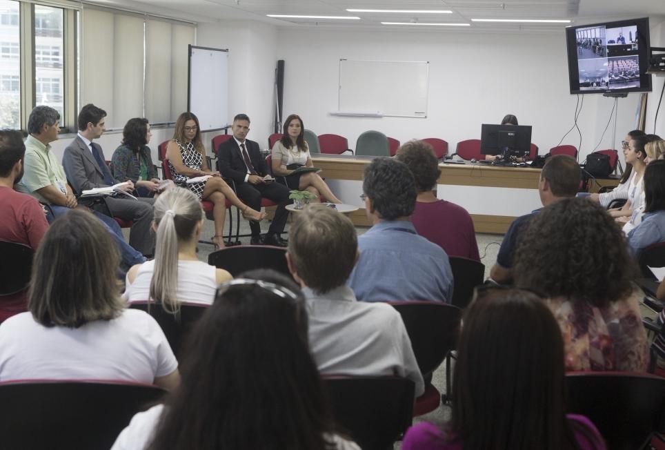 Audiência UFSC - Flávio Tin/ ND