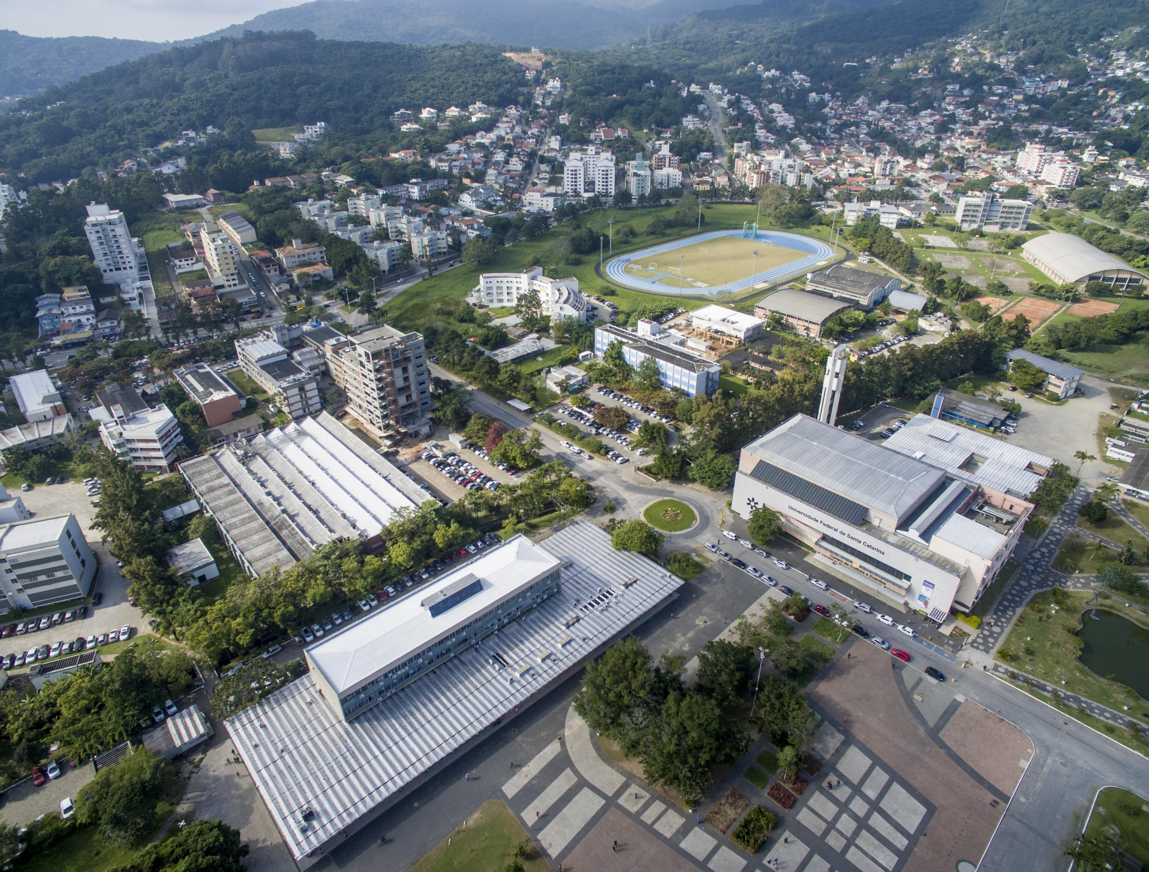A UFSC é a sexta melhor instituição federal do Brasil - Marco Santiago/ Arquivo/ ND