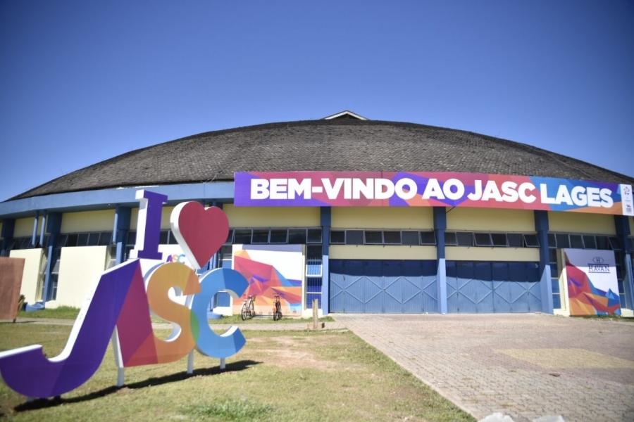 Lages sedia o Jasc em 2017 - Divulgação/ND