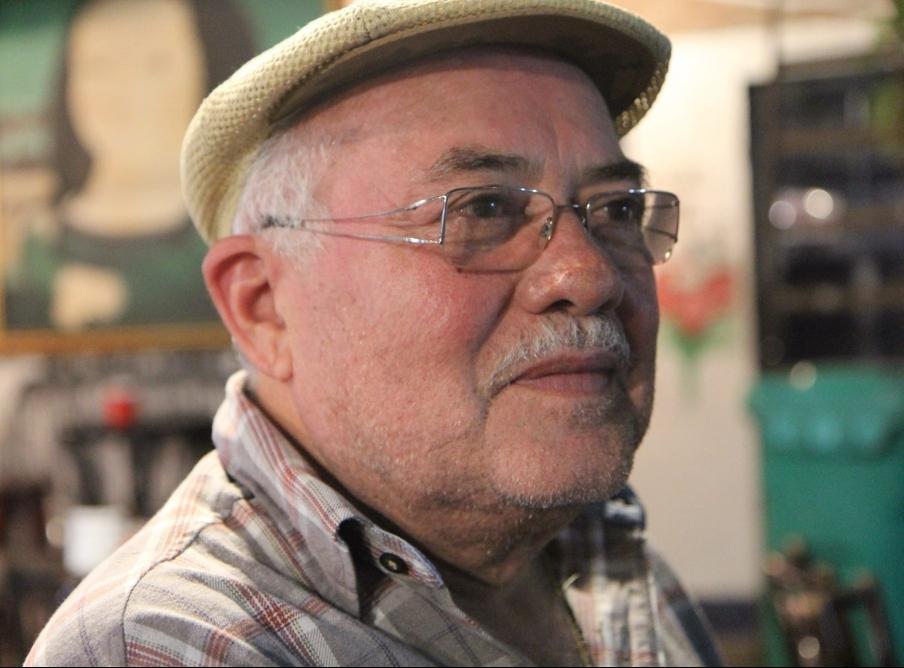 Chico Salles morreu na madrugada deste sábado - Reprodução/Facebook
