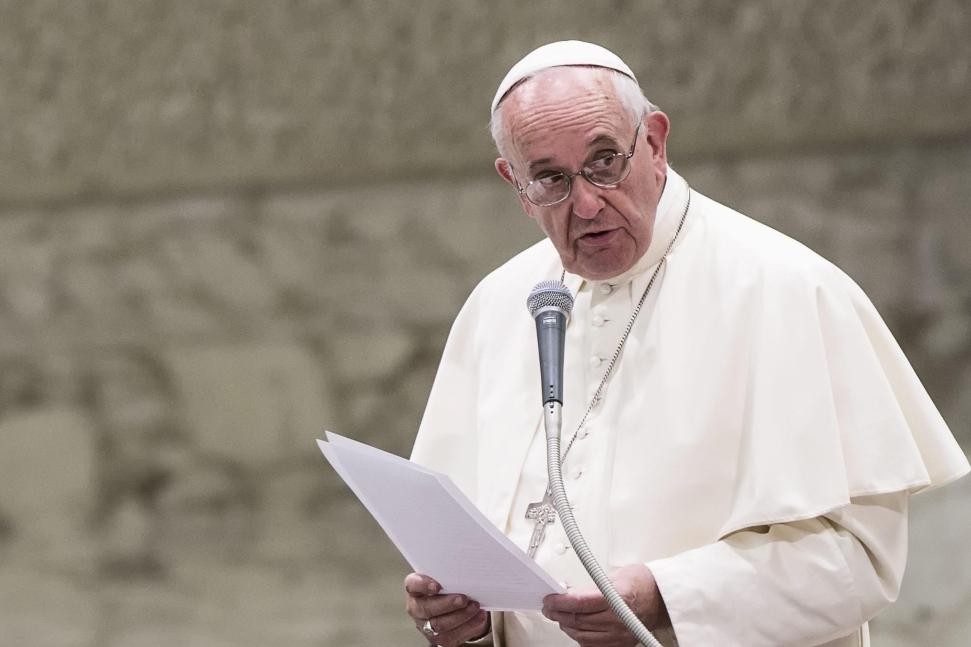 Papa Francisco - Angelo Carconi/Ansa/Agência Lusa/Agência Brasil/Divulgação/ND