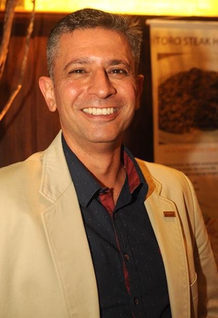 Raphael Dabdab, presidente da Abrasel-SC - Divulgação/ND