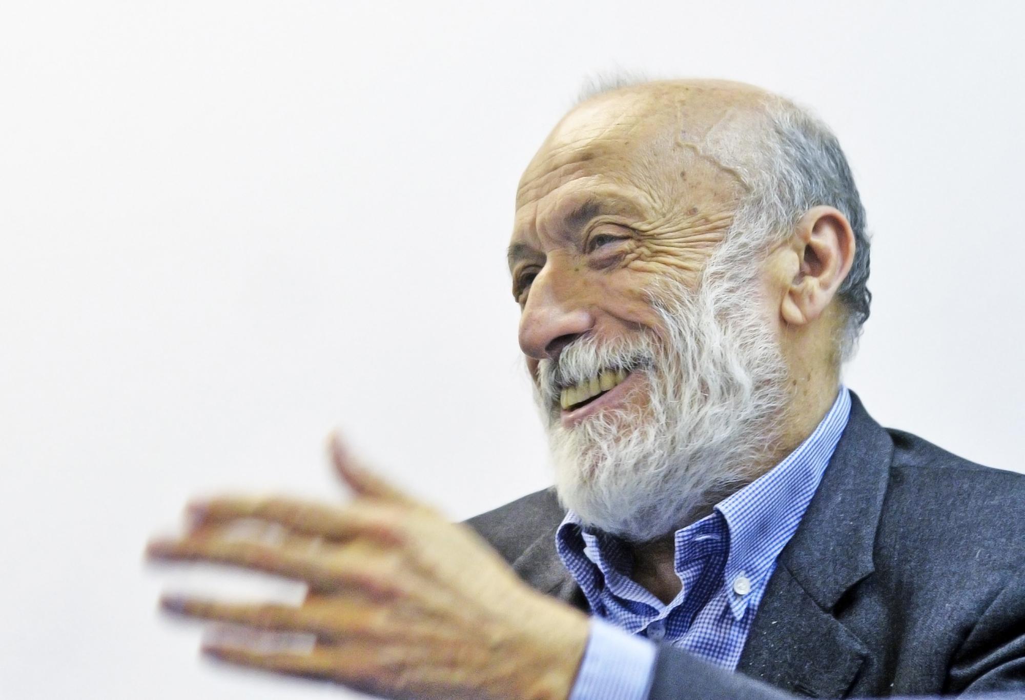 Carlo Petrini comprou brigas ao redor do mundo. Para ele, no Brasil, é preciso flexibilizar leis para produtos coloniais - Joyce Reinert/ND