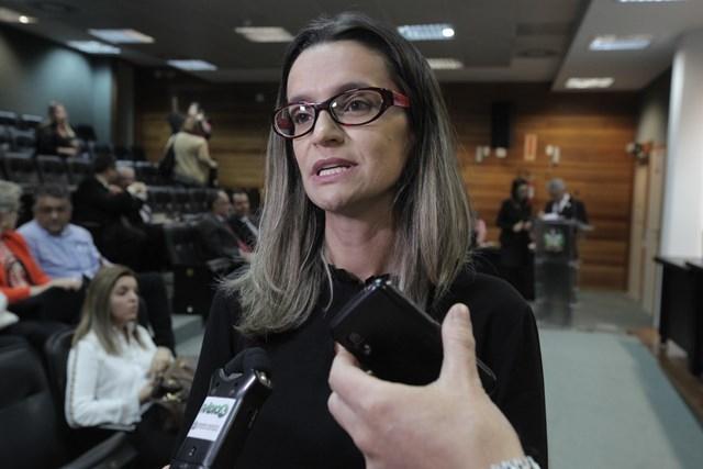 Janine Siqueira diz que a judicialização está banalizada - Eduardo G. de Oliveira/Agencia AL