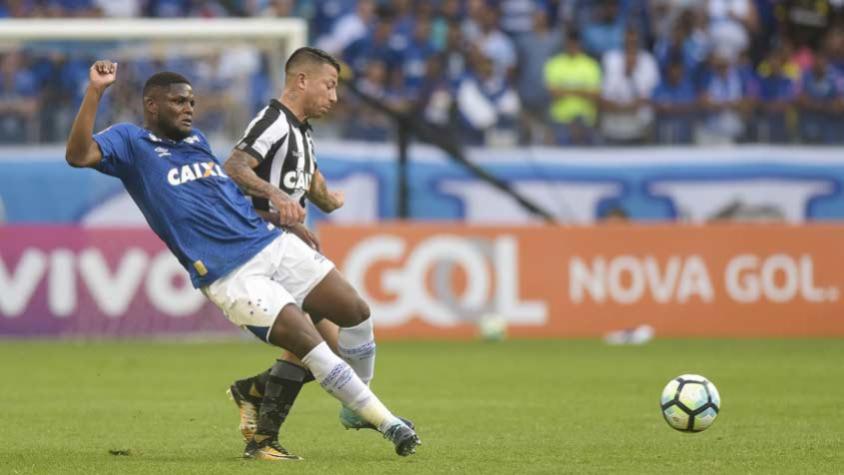 No primeiro turno, Cruzeiro x Botafogo empataram sem gols em Minas  -  Washington Alves/Light Press/Cruzeiro
